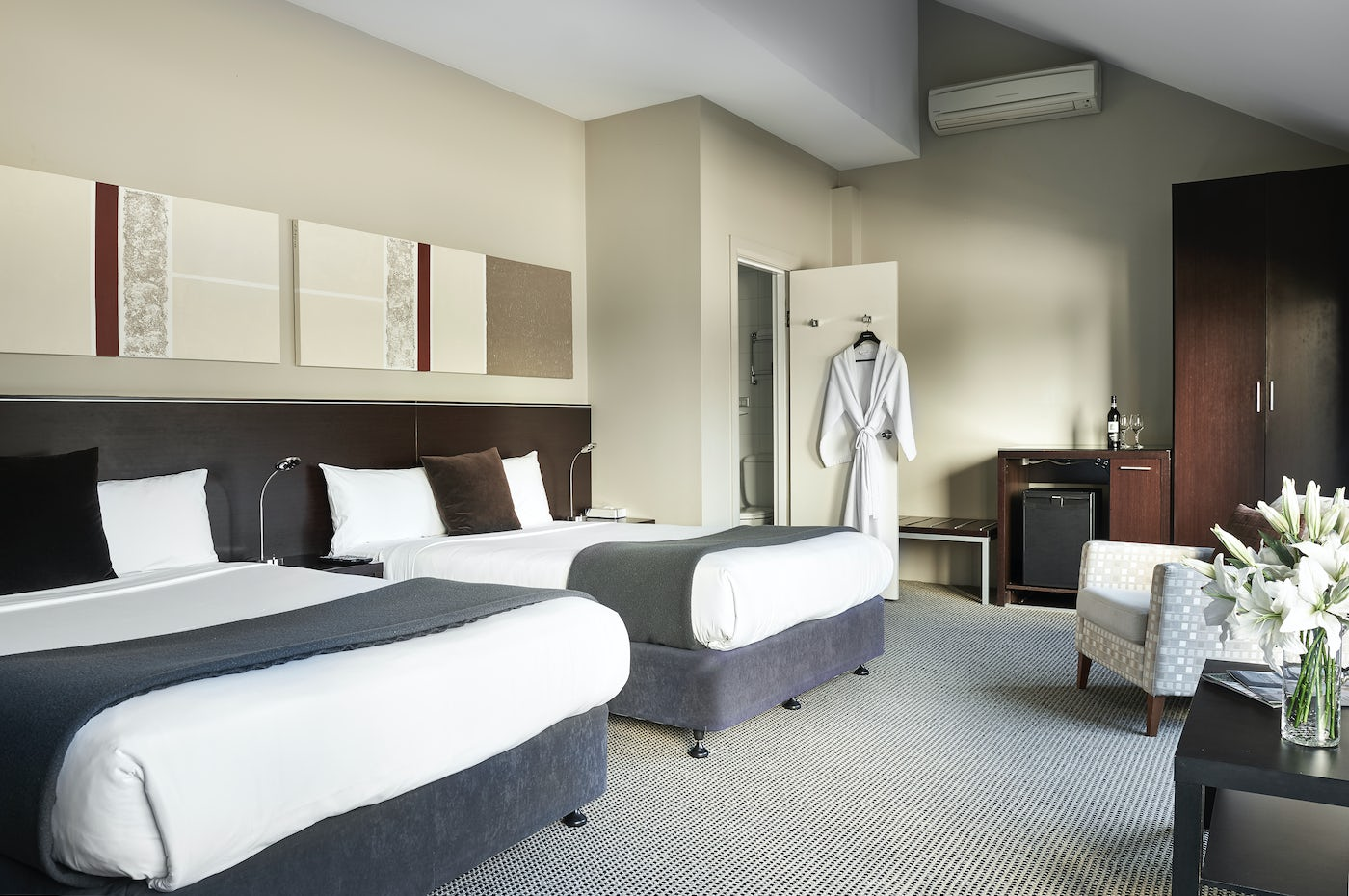 Superior twin room Vulcan Boutique Hotel Ultimo