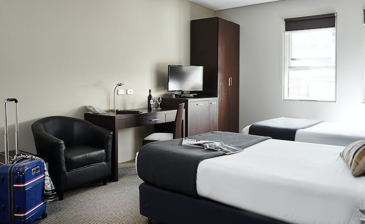 Vulcan Hotel Boutique Accommodation Superior Twin Room