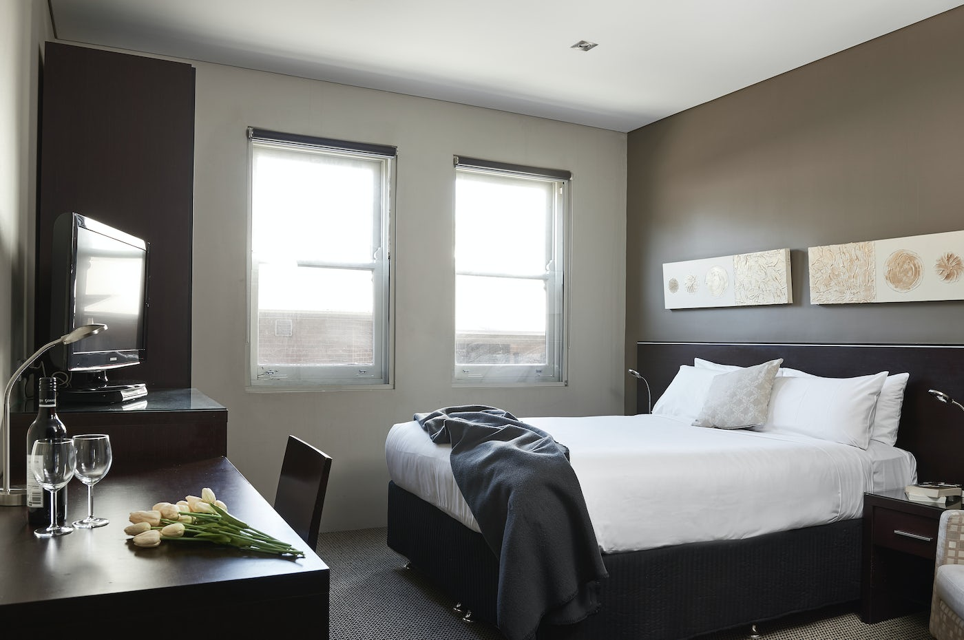 Vulcan Hotel Boutique Accommodation Superior Room