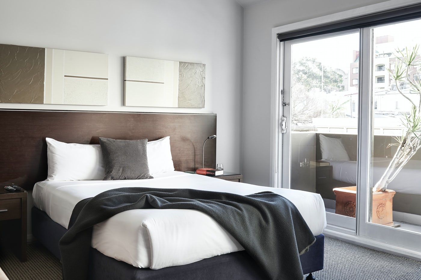 Superior Room Boutique Sydney Accommodation - Vulcan Hotel, Ultimo