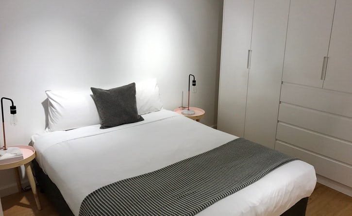 Sydney Studio apartment at boutique hotel vulcan