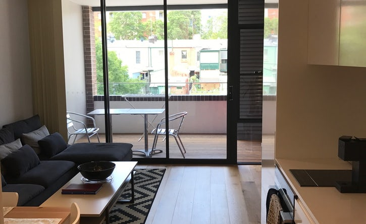 Studio apartment at Vulcan Boutique Hotel Ultimo