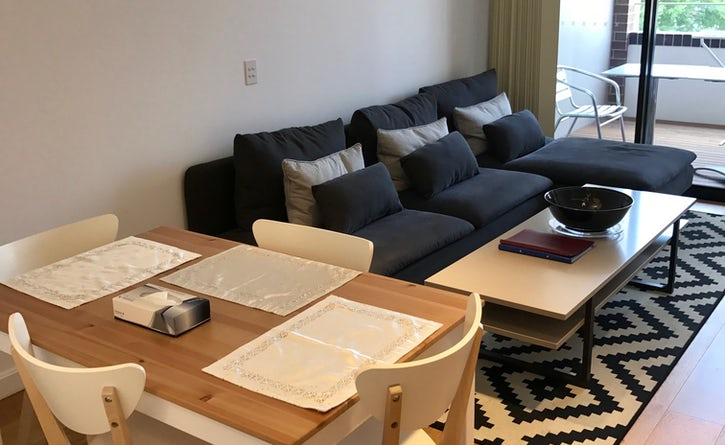Studio apartment at Vulcan Boutique Hotel Sydney