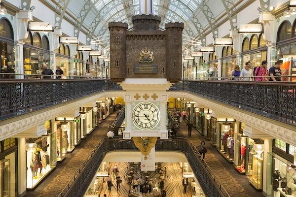 Queen Victoria Building Shopping Centre